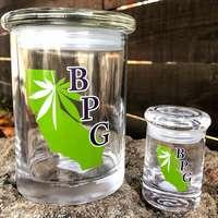 BPG Stash Jar