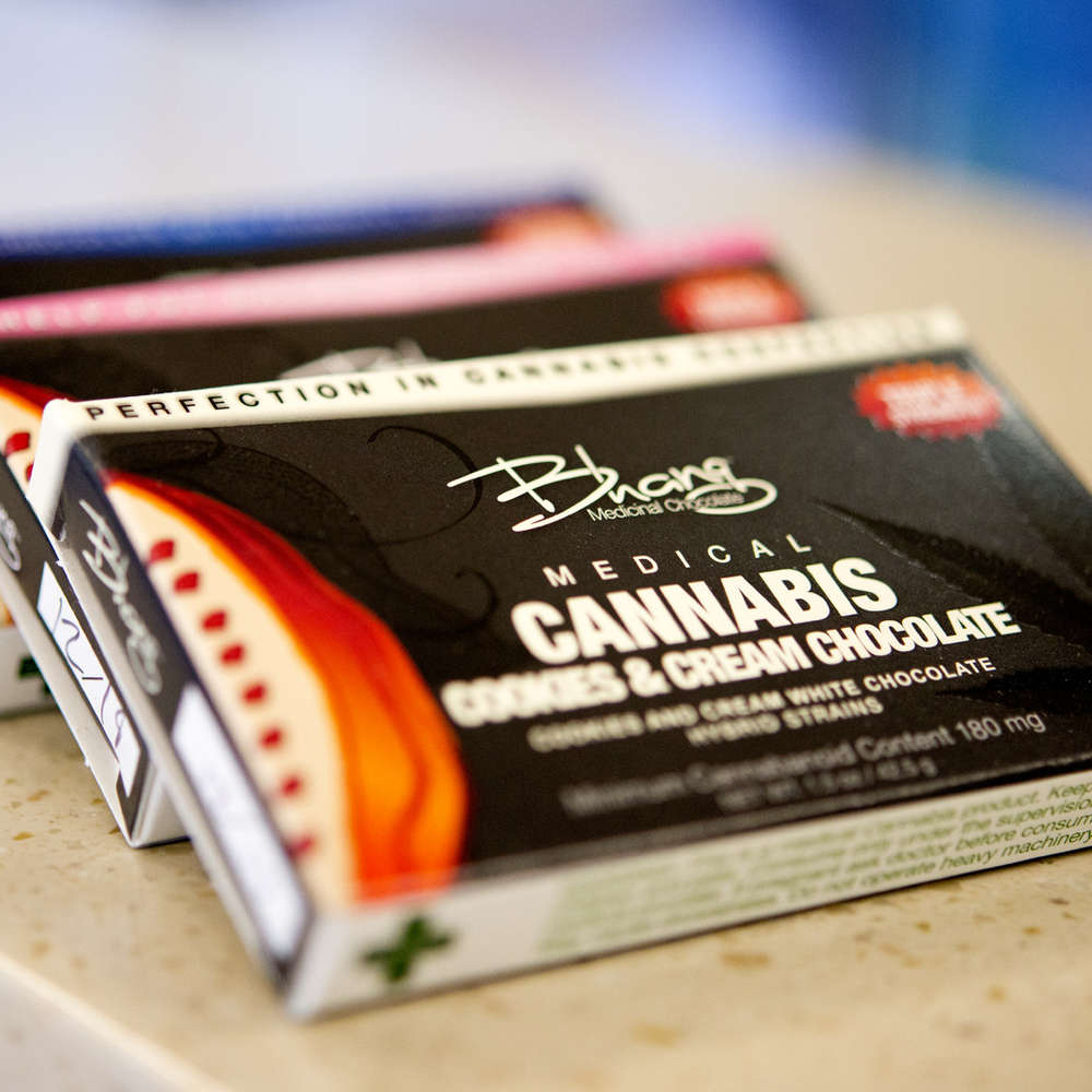 Bhang Bar Cookies and Cream - Airfield Supply Company - Medical ...