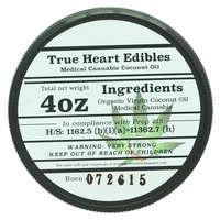 Cannabis Coconut Oil - Sativa