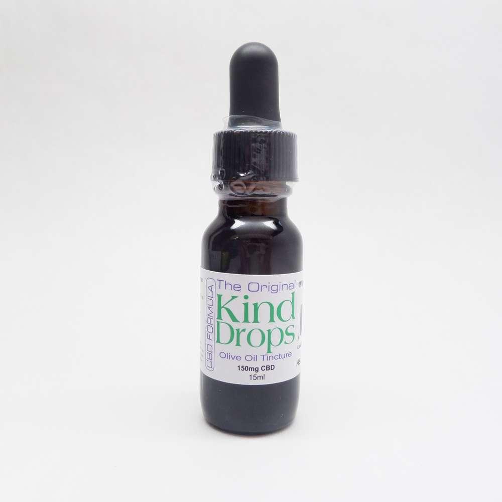Kind Drops Tincture 15ml Cbd Buzz Medical Marijuana