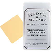 Transdermal Indica Patch